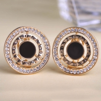0203103037 Fashion Alloy  Rhinestone bvloari  Earrings